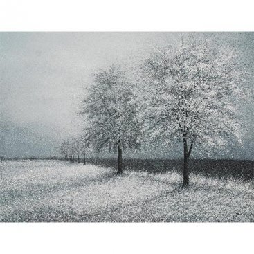 The-Season-of-Love—WINTER-OF-LOVE-II,-Narate-Kathong,-200-x-150-cm-[USD-12,800]