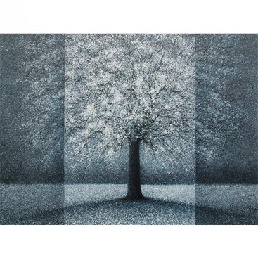 The-Season-of-Love—WINTER-OF-LOVE-IV,-Narate-Kathong,-200-x-150-cm-[USD-12,800]